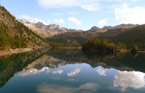 Il lago Devero
