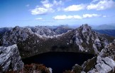 Il lago Oberon e le Western Arthurs