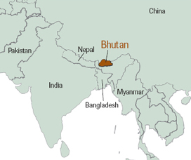 mappa bhutan_01