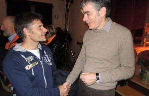 Marco Anghileri e Davide Torri (ph R. Serafin)