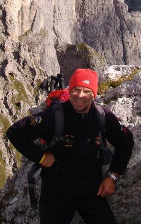 Narciso (Narci) Simion, Guide Alpine Aquile San Martino, www.aquilesanmartino.com