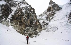 12. Verso il Zemu Gap (ph E. Ferri – K2014.it)