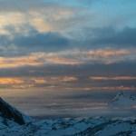 3. Alba sul Tongshiong Glacier dal Campo Zemu (5050 m)
