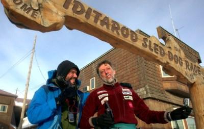 Iditarod Trail Invitational, Marco Berni