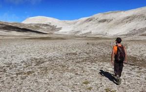 Camminando nella valle di Femmina Morta