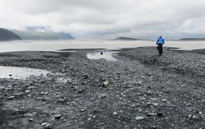 Ai piedi del Vatnajökull, venerdì 25 luglio
