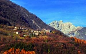 Frazione di Montagne (Cesio Maggiore)