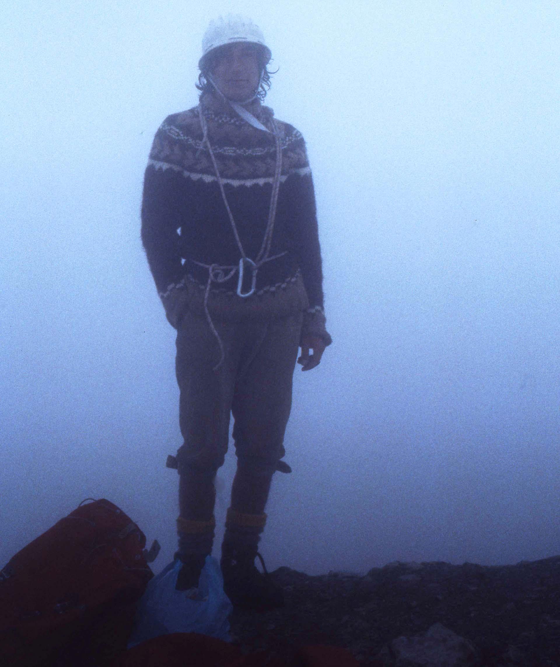 In montagna negli anni 70'
