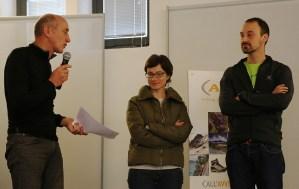 """Silvia Benetollo e Omar Gubeila sono gli """"inviati speciali"""" di altitudini.it al Kiku. International Mountain Summit (IMS) di Bressanone"""