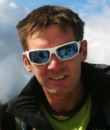 Eric Girardini, guida alpina
