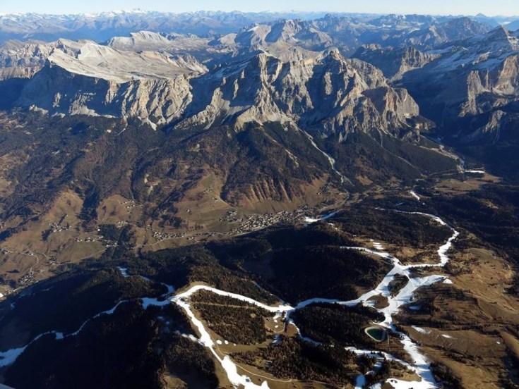 Comprensorio sciistico Sella Ronda, inverno 2015-16 (ph. Carlo Pizzinini)