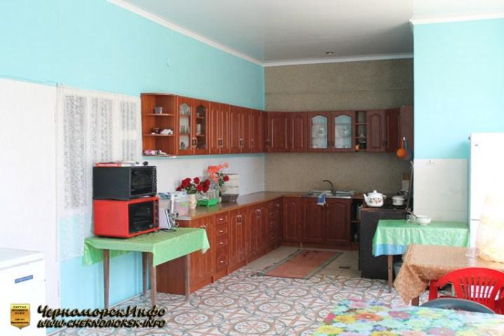 Общая кухня для самостоятельного приготовления пищи