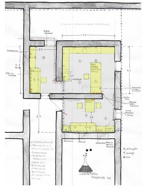 plano laboratorio hospital dajla fundacion io