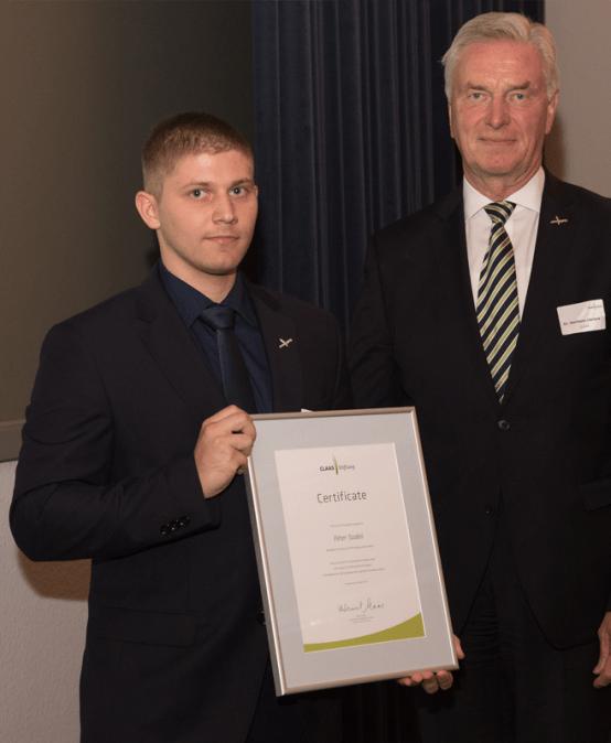 Nemzetközi hallgatói díjak mezőgéptervezőinknek