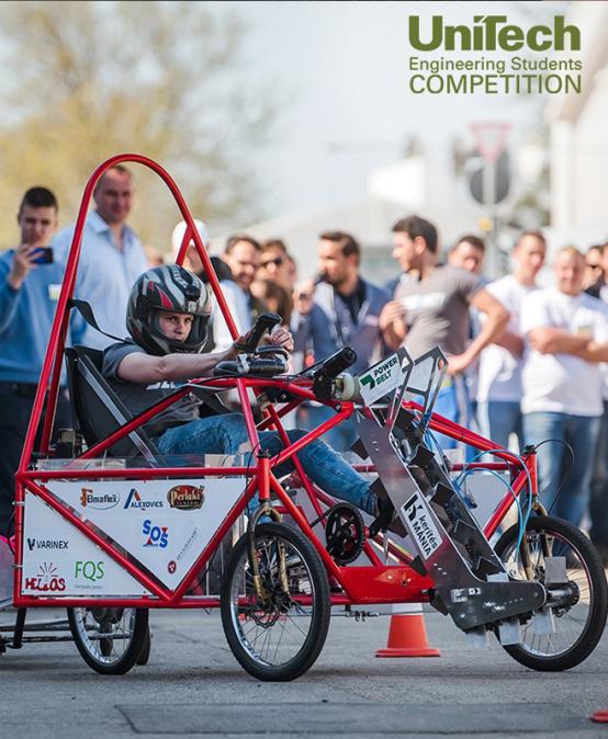 UNITECH mérnökverseny bemutató