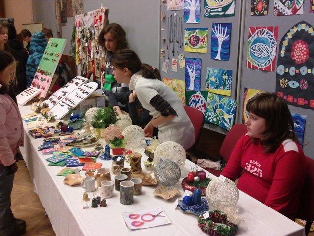 453a622ea Zorganizovali vianočnú výstavu