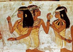 Egyptisk olje