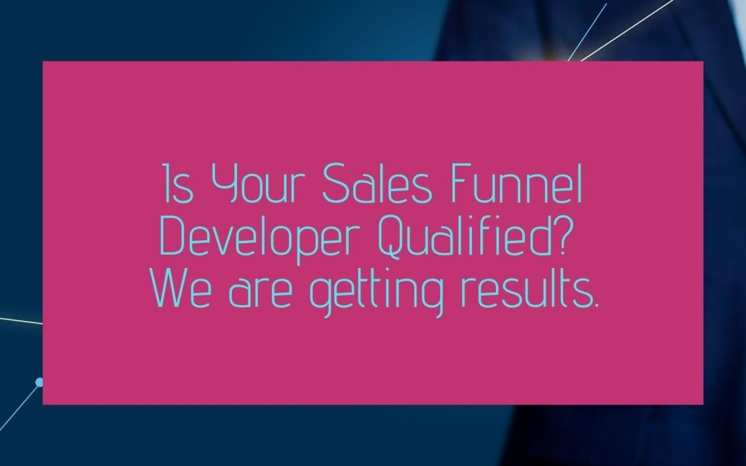 sales funnel experts in the UK