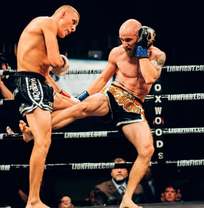 Shielding Your Shins For Muay Thai