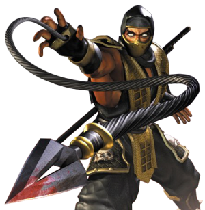 Scorpion-Mortal-Kombat