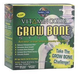 bone growth supplement