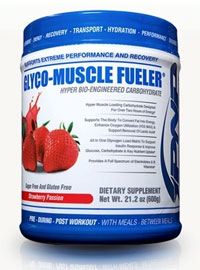 glyco muscle fueler muay thai training supplements
