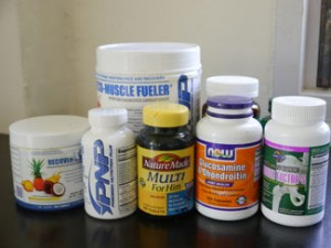 supplements for muay thai training