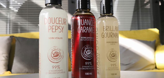 soin du corps shampooing naturel