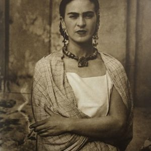 Photo of Frida Kahlo from Studies Weekly Online