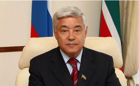 Фарид Мухаметшин поздравил ИА «Татар-информ» с 25-летием