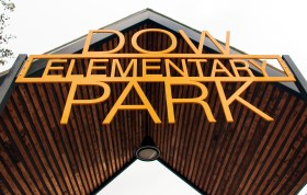 Dow Elementary Park - January 11, 2020 - Photo Courtesy of City of Houston Parks and Recreation Department