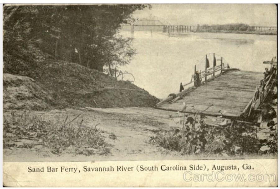 Sand Bar Ferry
