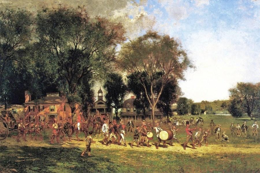 1800s Celebration