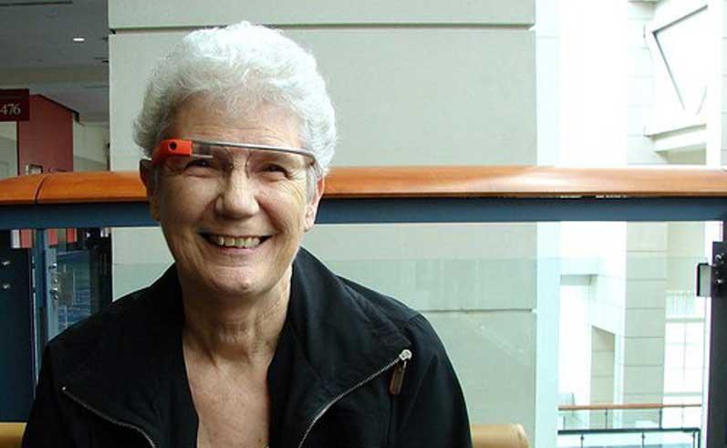 Virginia DeBolt, AKA Old Ain't Dead