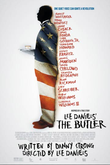 poster for The Butler