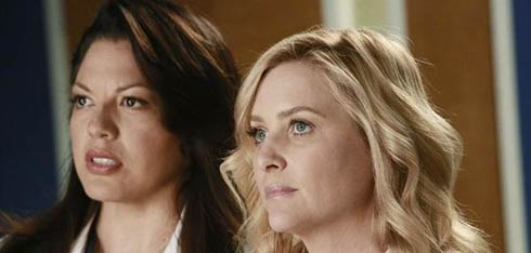 What about Sofia if Callie and Arizona Split?
