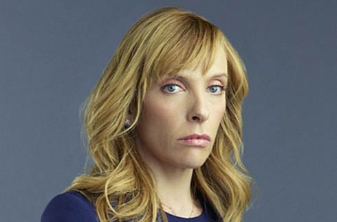 toni collette from hostages