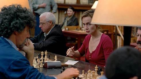 The chess tournament