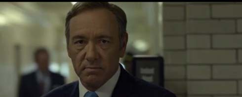 Trailer: House of Cards, season 2