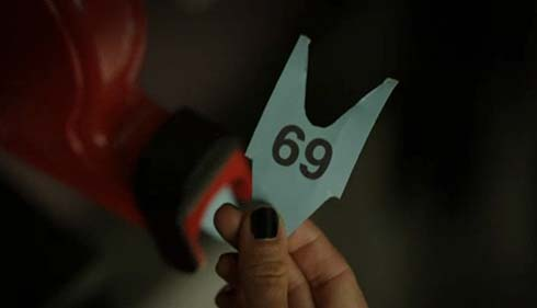 Now serving number 69