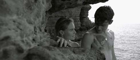 Kate Bosworth and Jamie Blackley in And While We Were Here