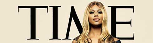 Congratulations to Laverne Cox