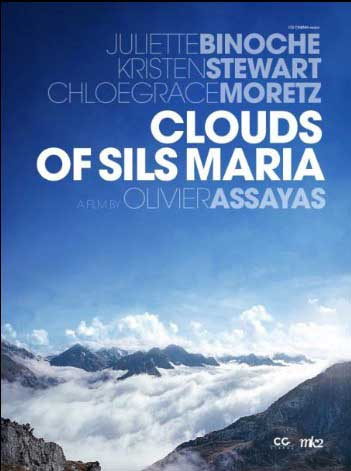 Poster for Clouds of Sils Maria