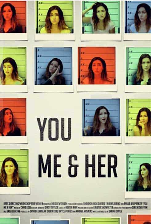 You, Me & Her poster