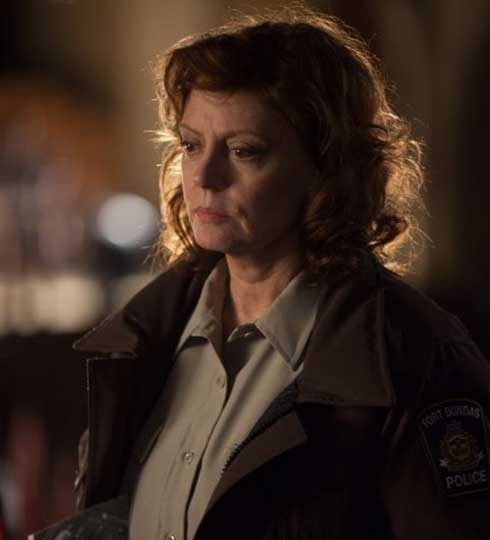 Susan Sarandon in The Calling