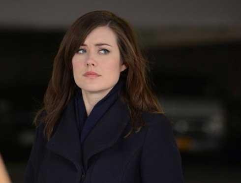 Megan Boone in The Blacklist