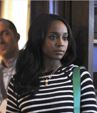 Aja Naomi King as Michaela Pratt