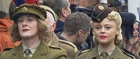 Dad's Army Stirs Up the Folks in East Yorkshire