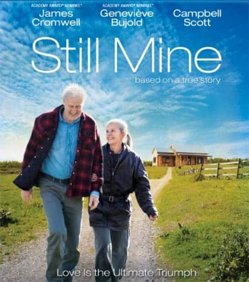 A poster for the film Still Mine