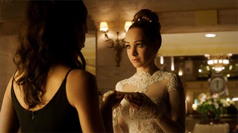 Anna Silk and Ksenia Solo in Lost Girl
